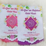 Alquran Cantik Pelangi Hafalan Khusus Muslimah
